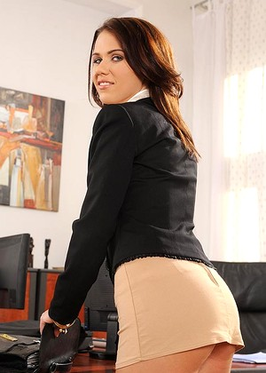 1byday Denise Augustames Skirt Promo Gallery
