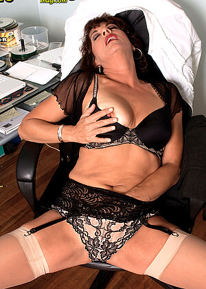 40somethingmag 40somethingmag Model Sextury Office Doctor Patient