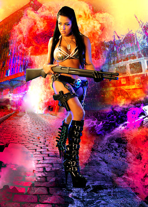 Actiongirls Actiongirls Model Analytics Weapons Instasexi