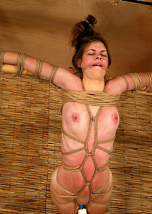 free sex photos Hogtied Danielle Banging Bondage Www Exotic