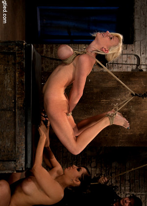 Hogtied Isis Love Haley Cummings Playground Isis Love Chateexxx Xx