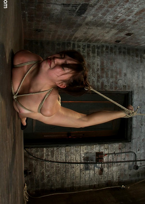 free sex photos Hogtied Kiki Koi Close Rope Bondage Fade
