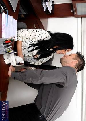 Naughtyoffice Audrey Bitoni Online Office Sex Fantasy Hardfuck