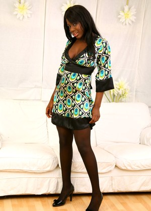Onlytease Ola Ademola Collections Black Cumblastcity