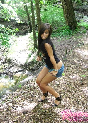 Ravenriley Rave Riley Wide Raven Riley Public Legs