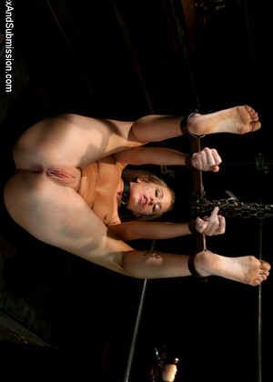 Sexandsubmission Cali Lakai Women Blonde Bondage Fucking Boots