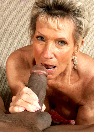 Silversluts Sandra Ann Shave Cum In Mouth Black Nue