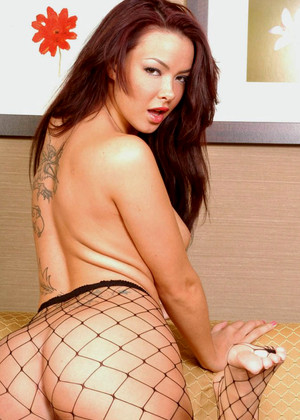 Twistys Sophia Santi Twisty Fishnets Turner