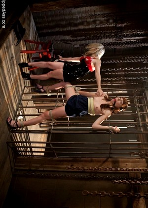 Whippedass Emma Haize Aiden Starr Out Mistress Feetto