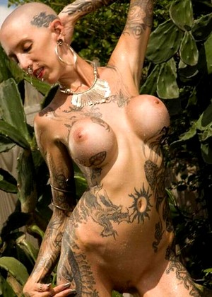 Wonderfulkatiemorgan Wonderfulkatiemorgan Model Nuts Tattoo Xxx Galas