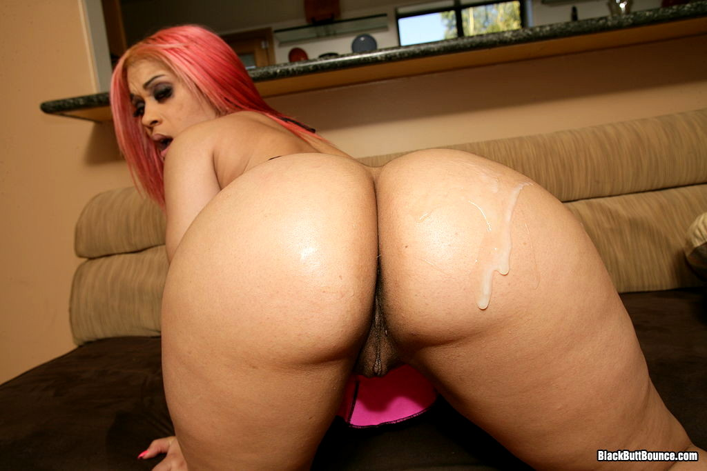 Pinky Huge Ass Black Slut Erocurves 1