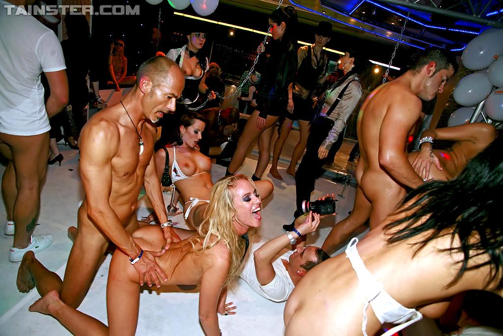 Порно В Клубах Бразилии