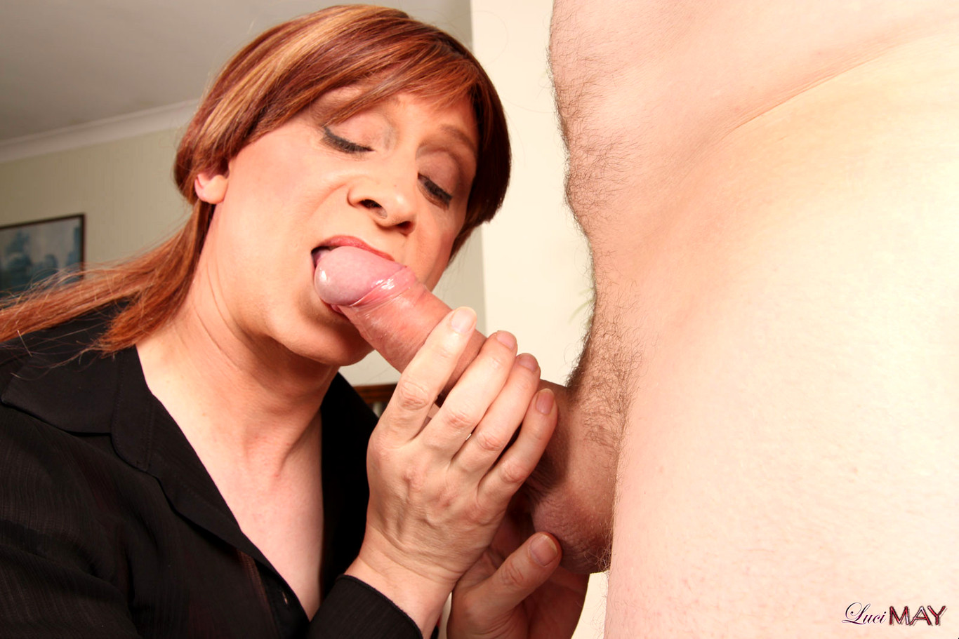 image Transvestite blowjob i will catch any perp