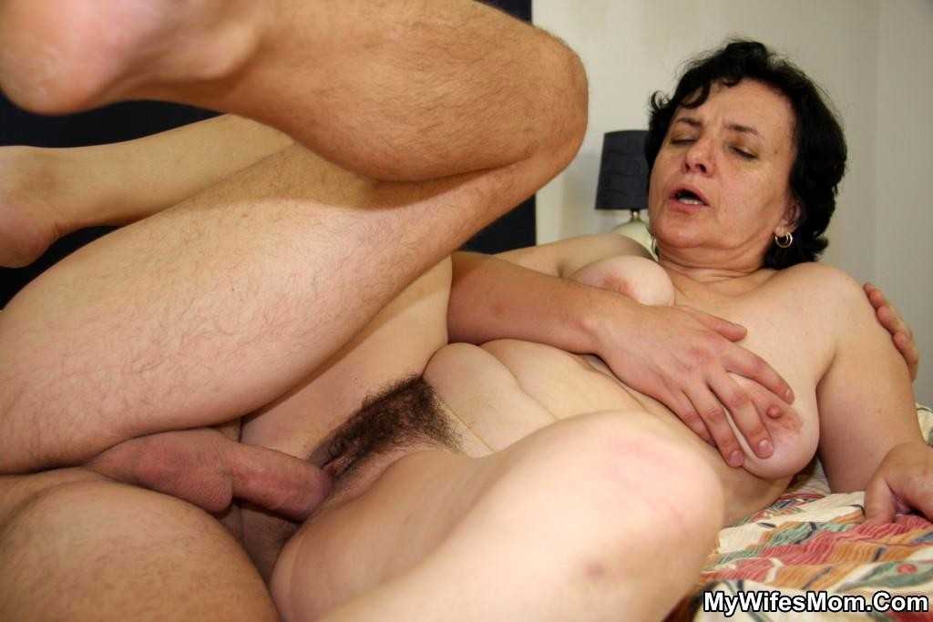 Fucking me wifes mother-3909