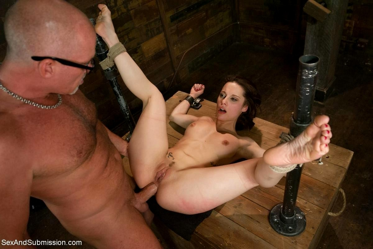 Russian spanking porn pics