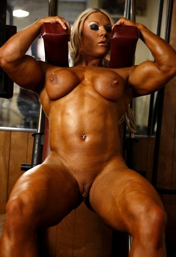 Free Sex Photos She Muscle Gym Lisa Cross Cerah Female -9814